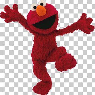 Sesame Street Elmo PNG