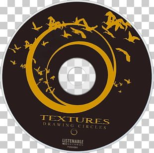 Drawing Circles Denying Gravity Compact Disc Album PNG