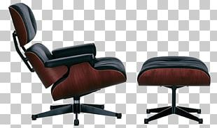 Eames House Eames Lounge Chair Lounge Chair And Ottoman Charles And Ray Eames PNG