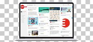 Computer Software Digital Journalism Brand Electronics Display Advertising PNG