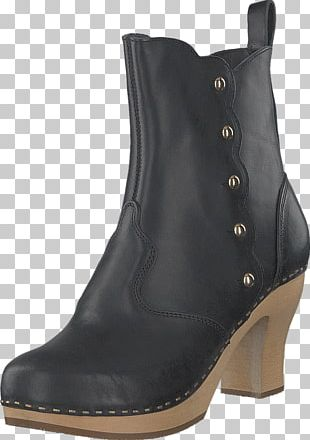 Moon Boot Shoe Leather Stövletter PNG