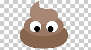 Feces Pile Of Poo Emoji Toilet T-shirt PNG