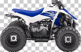 Yamaha Motor Company Scooter All-terrain Vehicle Motorcycle Yamaha Raptor 700R PNG