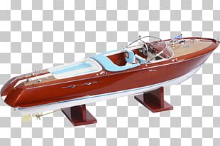 Riva Aquarama Boat Ship Model Scale Models PNG