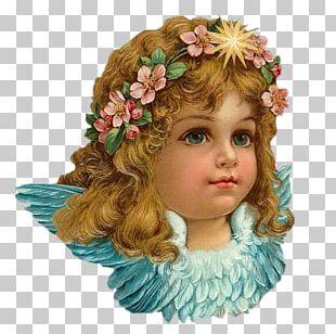 Cherub Victorian Era Fallen Angel Fairy PNG