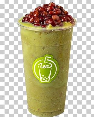 Smoothie Bubble Tea Matcha Green Tea Milkshake PNG