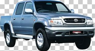 Toyota Hilux Car Pickup Truck Exhaust System PNG