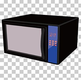 Microwave Oven Euclidean Home Appliance PNG