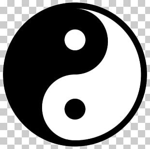 Yin And Yang Symbol PNG