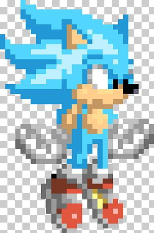 Sonic Battle Sonic The Hedgehog Mario Sprite 2D Computer Graphics PNG