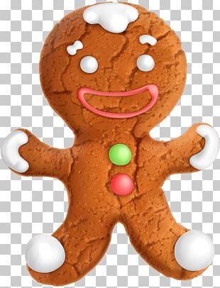 Gingerbread House The Gingerbread Man Biscuits PNG