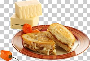 Toast Butterbrot Fast Food Breakfast PNG