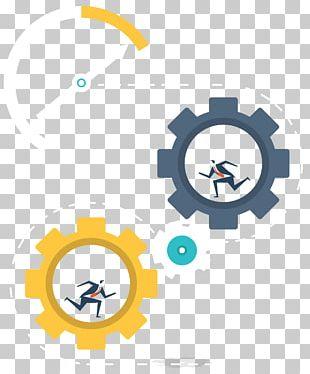 Gear Euclidean Icon PNG
