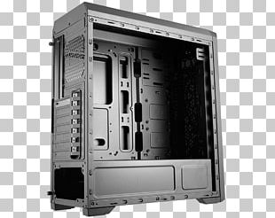 Computer Cases & Housings Power Supply Unit MicroATX Gaming Computer PNG