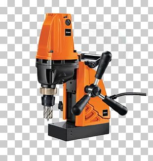Magnetic Drilling Machine Fein Augers Core Drill Power Tool PNG