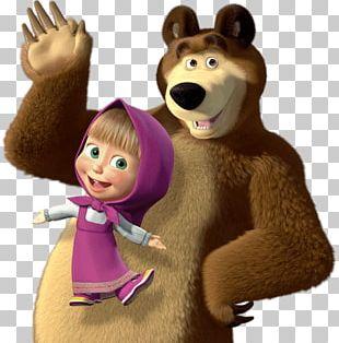 Masha And The Bear PNG