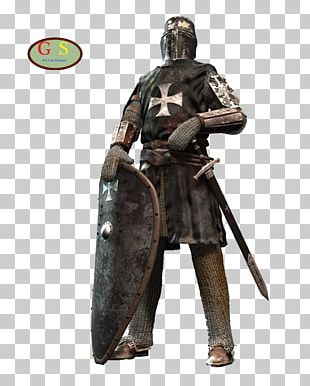 Knight Crusader Middle Ages Crusades Knights Templar PNG