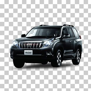 Toyota Land Cruiser Prado Car 2018 Toyota Land Cruiser Sport Utility Vehicle PNG