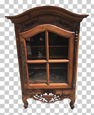 Chiffonier Furniture Table Wood Stain Antique PNG