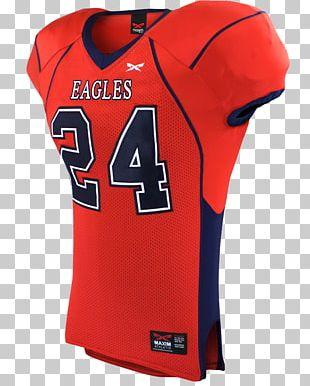 Jersey American Football Uniform Sportswear PNG