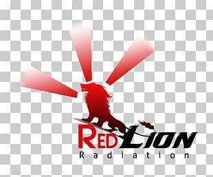 Lion Logo Graphic Design PNG