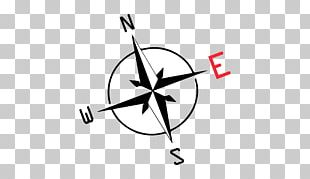 Cardinal Direction Points Of The Compass East Logo PNG