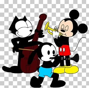 Oswald The Lucky Rabbit Felix The Cat Mickey Mouse Epic Mickey 2: The Power Of Two Betty Boop PNG