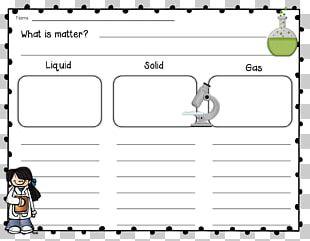 Second Grade Matter Screenshot Physics First Grade PNG