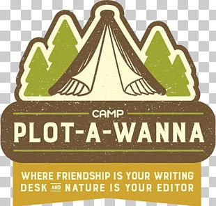 Camping Logo Brand Product Font PNG