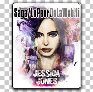 Jessica Jones Purple Man Television Show Netflix Marvel Cinematic Universe PNG