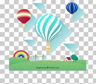 Flight Hot Air Balloon Euclidean PNG