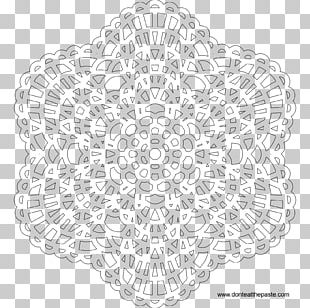 Mandala Coloring Book Child Drawing Doily PNG