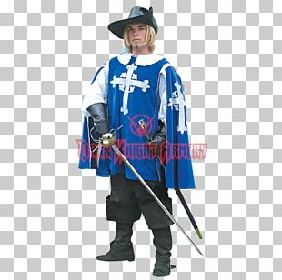 Musketeers Of The Guard Clothing The Three Musketeers Costume PNG