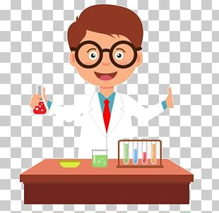 Science Chemistry Laboratory Experiment Scientist PNG