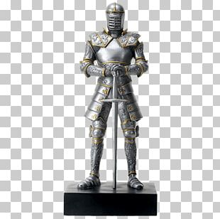 Middle Ages Knight Statue Sculpture Ares Borghese PNG