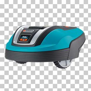Lawn Mowers Robotic Lawn Mower Gardena R40Li PNG