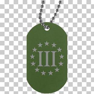 Dog Tag Military United States Newfoundland Dog Ball Chain PNG