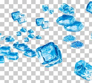 Blue Ice Sea Ice PNG