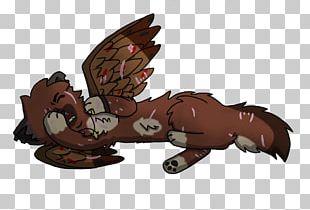Horse Figurine Carnivora Legendary Creature Animated Cartoon PNG