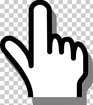 Index Finger Pointing Portable Network Graphics PNG