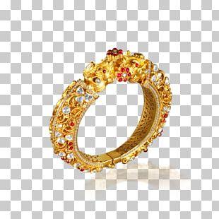 Bangle Ring Jewellery Bracelet Diamond PNG