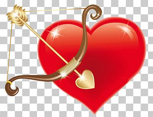 Cupid Heart PNG