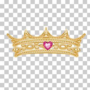 Diamond Crown PNG