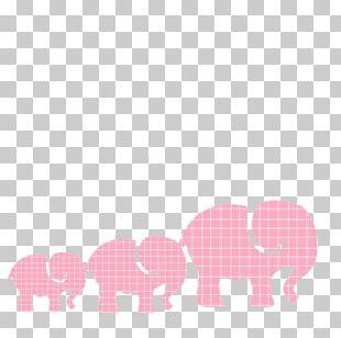 Elephantidae Seeing Pink Elephants Drawing Animal White Elephant PNG
