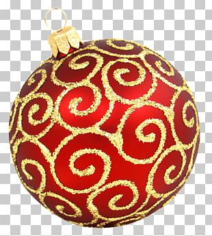 Christmas Ornament First We Feast PNG