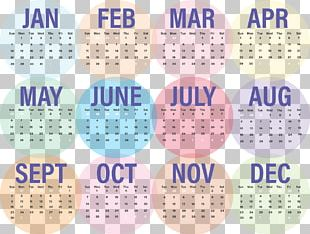 Calendar Date Year Month Time PNG