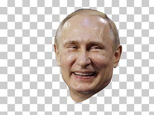 Vladimir Putin Smile Face Facial Expression PNG