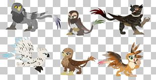 Barn Owl Griffin Legendary Creature Great Horned Owl PNG