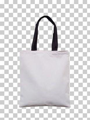 Tote Bag Handbag Canvas Shopping PNG