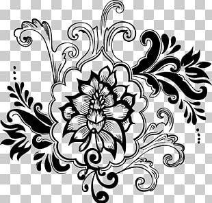 Floral Design Flower Decorative Arts Ornament PNG